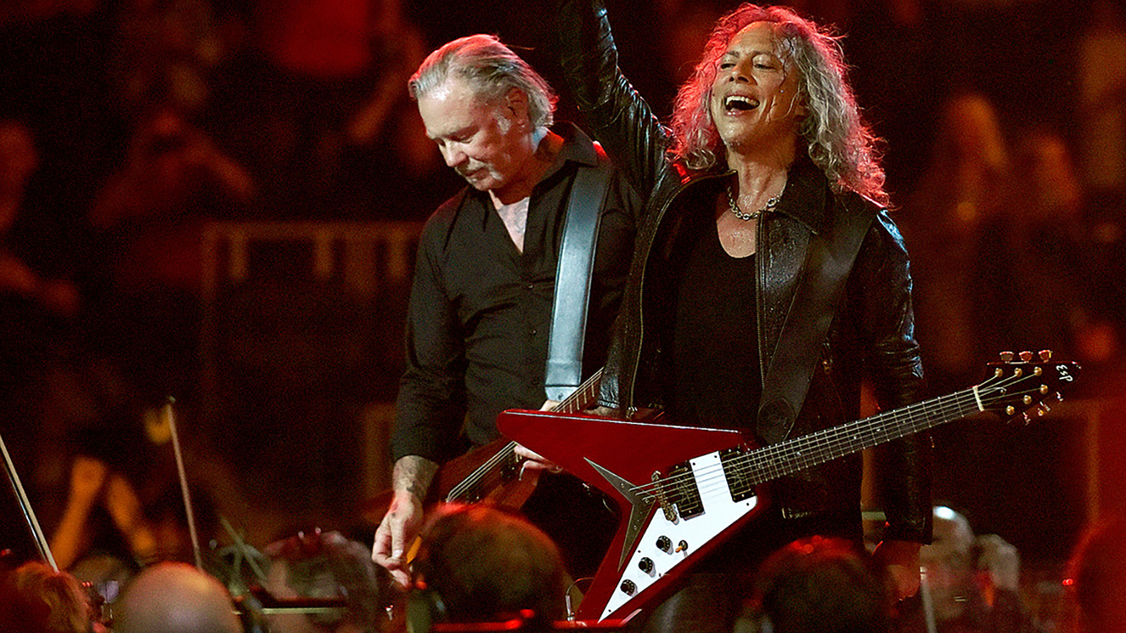 Metallica S Two S M2 Shows See Set Lists Video The Pit