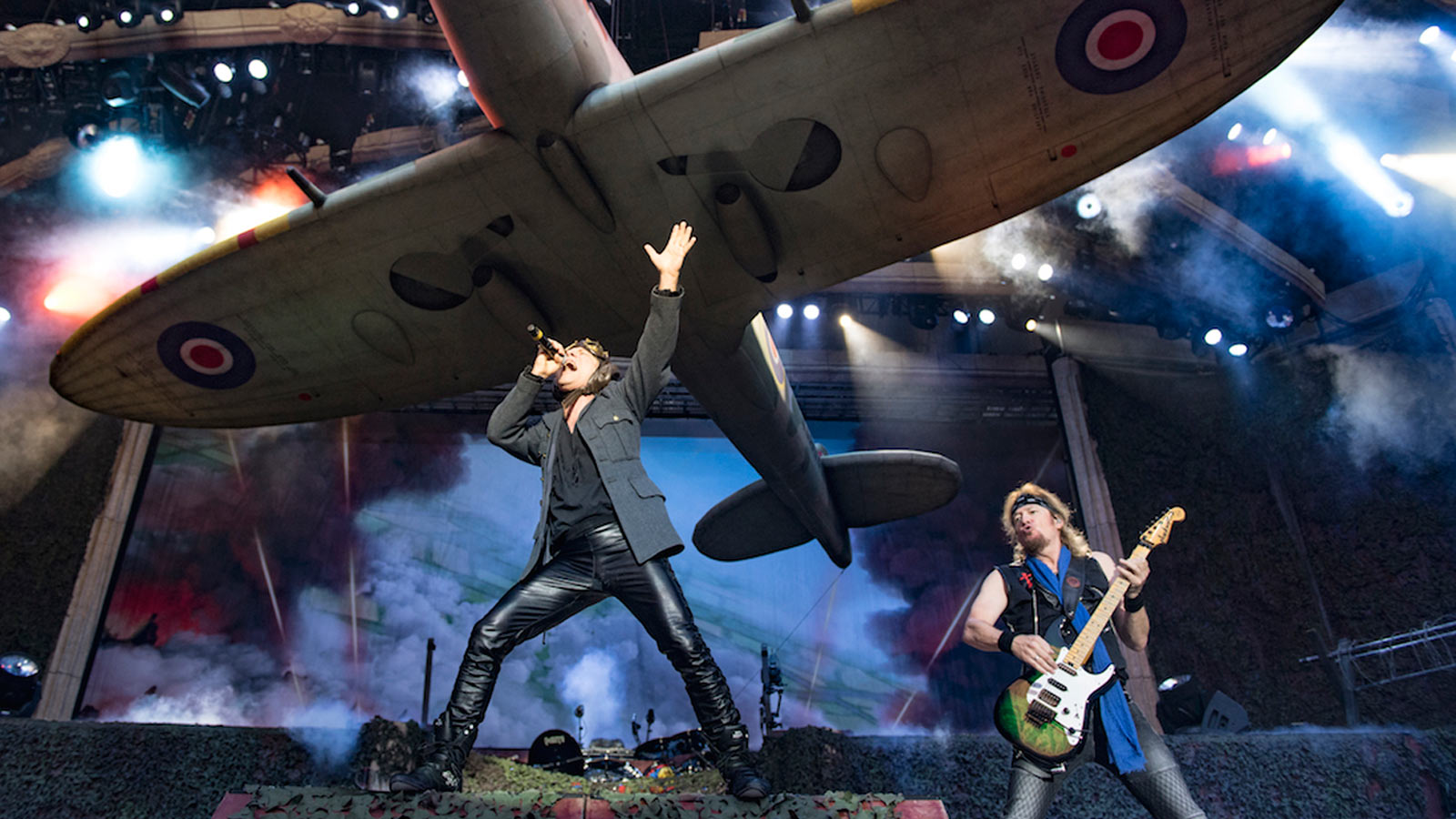 Watch Iron Maiden S Epic Hour Long Rock In Rio Performance In Full