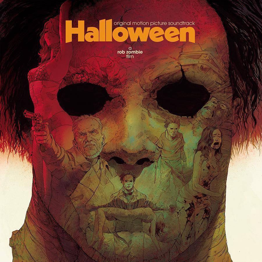 Halloween 2020 New Soundtrack Released Rob Zombie's 'Halloween' and 'Halloween II' Soundtracks Are